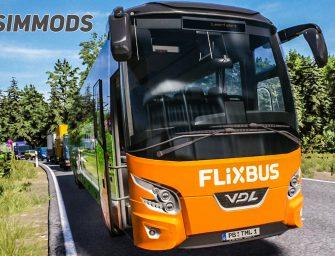 Fernbus Simulator: VDL Futura FHD2-DLC angekündigt!