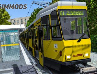 LOTUS: Tatra KT4DT(m) Tram – DOWNLOAD