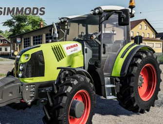 LS19: Claas Arion 420 Traktor – DOWNLOAD