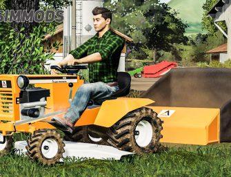 LS19: Mini Traktor – ALLIS CHALMERS 608 MOD PACK – DOWNLOAD