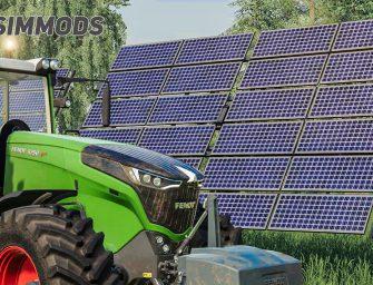 LS19: Solaranlage/Sonnenkollektoren – DOWNLOAD