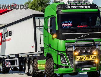 LS19: Volvo FH16 LKW 750 8*4 – DOWNLOAD