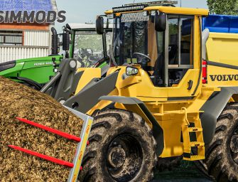 LS19: Volvo L60F Radlader – DOWNLOAD