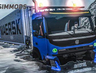 MudRunner: Volvo FMX 6×6 Truck v2.0 – DOWNLOAD