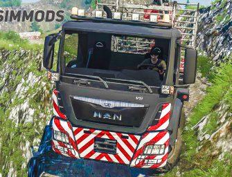 MudRunner: Man TGS Truck für den Schlamm – Download