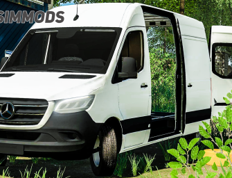 LS19: Mercedes-Benz Sprinter – DOWNLOAD