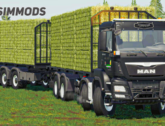 LS19: Friesenjung MAN Transport Pack – DOWNLOAD