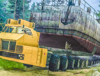 MudRunner: MAZ 7907 Schwertransport – DOWNLOAD