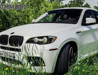 LS19: BMW X6 SUV – DOWNLOAD