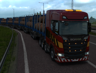 ETS 2: Roadtrain – DOWNLOAD