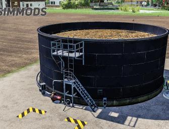 LS19: HoT fillable Tanks – DOWNLOAD