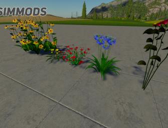 LS19: Blumen – DOWNLOAD