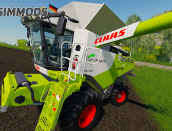 LS19: Claas Lexion 780 – DOWNLOAD