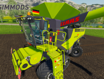 LS19: Claas Lexion 795 – DOWNLOAD