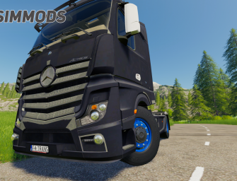 LS19: Mercedes-Benz Actros MP4 1845 – DOWNLOAD