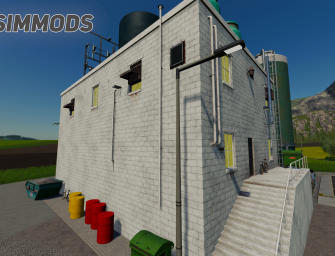 LS19: Großes Multi Silo – DOWNLOAD