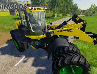 LS19: New Holland W190D – DOWNLOAD