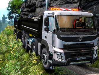 ETS 2: Volvo FMX – DOWNLOAD