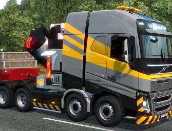 ETS 2: VOLVO FH16 2012 für den Euro Truck Simulator 2 – DOWNLOAD