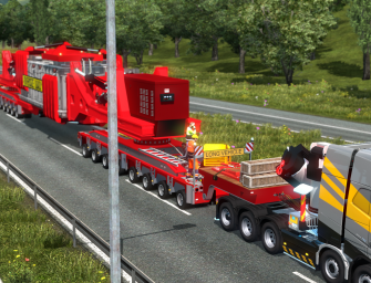 ETS 2: Mega Trafo Transport – DOWNLOAD