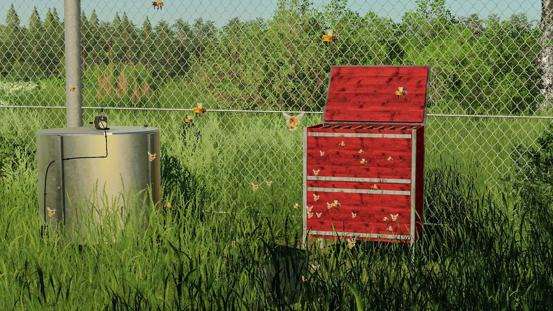 ls19 sonnenblumen ernten