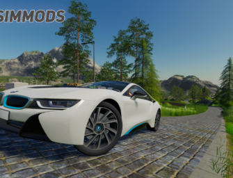LS19: BMW i8 – DOWNLOAD