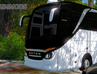 ETS 2: Reisebus Setra S 517 – DOWNLOAD