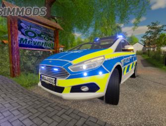 LS19: Ford S-Max – Polizei NRW – DOWNLOAD