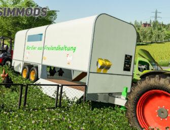 LS19: Mobiler Hühnerstall – Project Green – DOWNLOAD