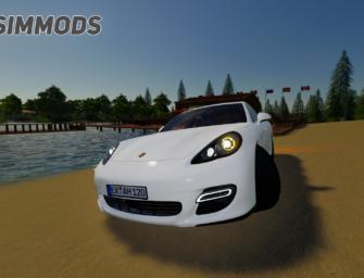LS19: Porsche Panamera 4.0L V8 – DOWNLOAD