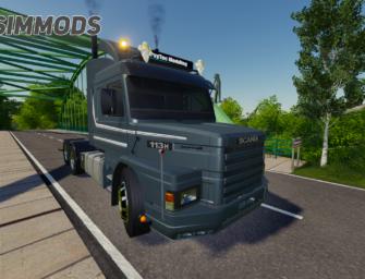 LS19: Scania 113H – DOWNLOAD