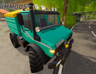 LS19: Unimog U1200, U1400, U1600 – DOWNLOAD