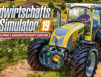 LS19: DLC Alpine Landwirtschaft für den Landwirtschafts-Simulator 19 vorgestellt
