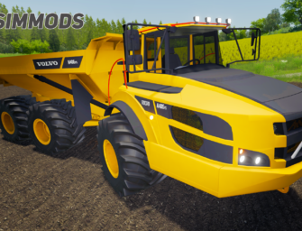 LS19: Volvo A40G – DOWNLOAD