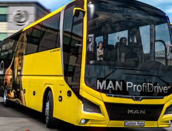 ETS 2: MAN Lion's Coach 1.38 – DOWNLOAD