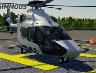 LS19: Airbus H160 Hubschrauber – DOWNLOAD