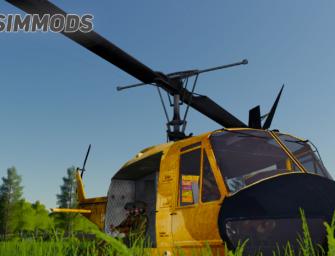 LS19: Bell UH1-DEA Hubschrauber – DOWNLOAD