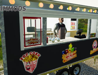 LS19: Food Stand – Kirmes Mod – DOWNLOAD