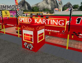 LS19: Kartbahn – Kirmes Mod – DOWNLOAD