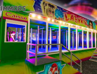 LS19: Spiegellabyrinth – Kirmes Mod – DOWNLOAD