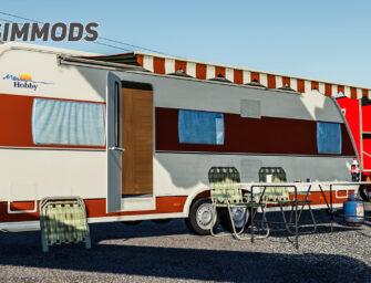 LS19: Wohnwagen – Kirmes Mod – DOWNLOAD