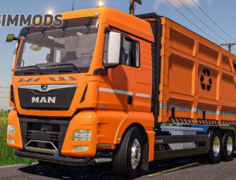 LS19: MAN Müllwagen – DOWNLOAD