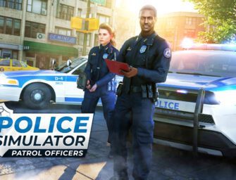 Police Simulator: Patrol Officers – neuer Polizeisimulator angekündigt