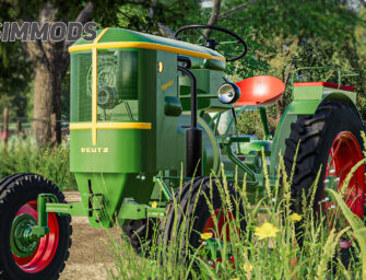 LS19: Deutz F1L514 Oldtimer – DOWNLOAD