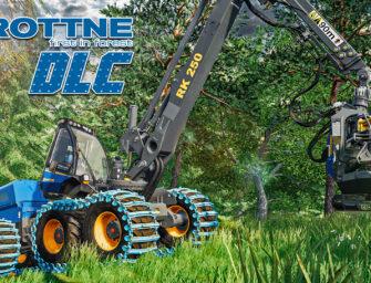 LS19: ROTTNE PACK bringt Forstmaschinen in den LS19! – DOWNLOAD
