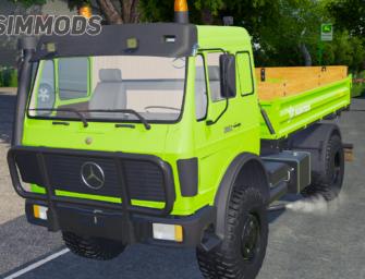 LS19: Mercedes Benz Agrar – DOWNLOAD