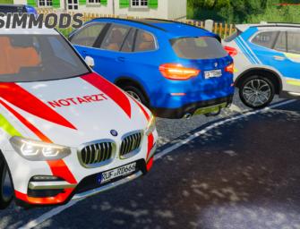LS19: BMW X3 30d 2018 – DOWNLOAD