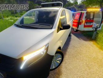 LS19: Mercedes-Benz Vito Mk3 – DOWNLOAD