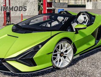 LS19: Lamborghini Sian Roadster